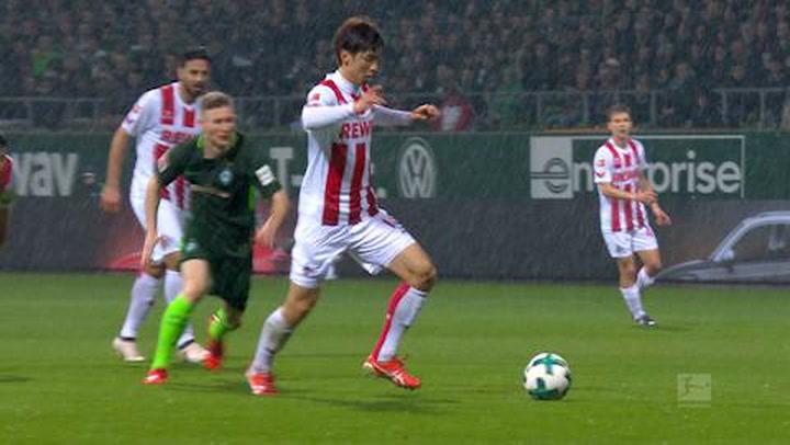 SV Werder Bremen - 1. FC Köln 46. - 90. (2017-2018)