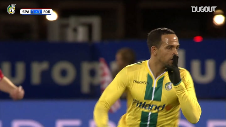 Raymond Fafiani's unbelievable strke vs Sparta Rotterdam