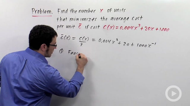 Optimization Problems: Applications to Economics - Problem 3