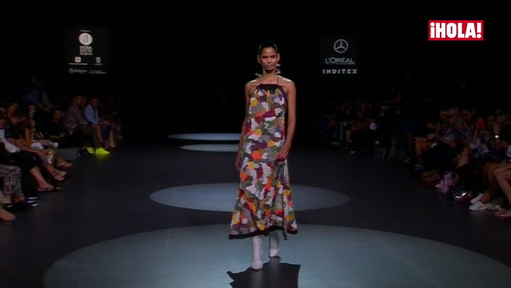 Fashion Week Madrid primavera-verano 2017: Juan Vidal