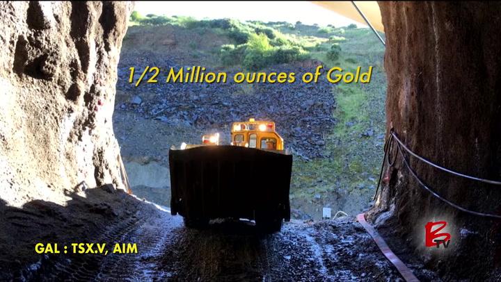 Investor Alert: Galantas Gold Corporation - Ireland's First Gold Mine