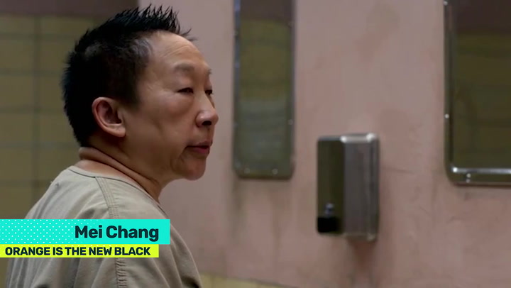 'Orange is the New Black' Profile: Mei Chang