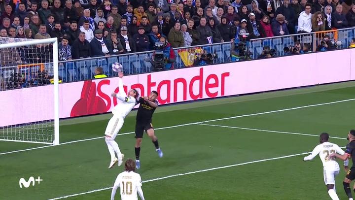 Champions League: Real Madrid - Manchester City. Gol de Gabriel Jesús (1-1)