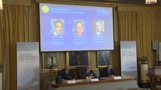 Tres economistas, entre ellos una mujer, ganan Nobel 2019