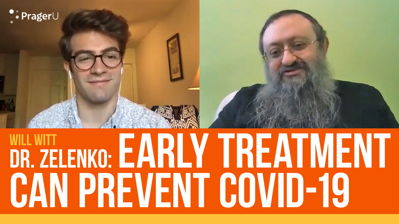 Doctor: Early Treatment Can Prevent COVID-19