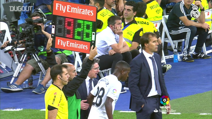 Behind The Scenes: Vinicius Junior's Debut With Real Madrid
