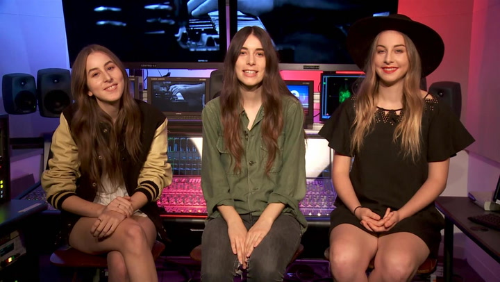 HAIM Say The First Song They Wrote Will Never See the Light of Day: #TBT 2013