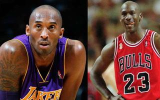 ¡Pelos de punta! De una leyenda a otra: Las jugadas calcadas de Michael Jordan y Kobe Bryant