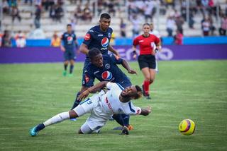 Motagua y Olimpia empatan en la final de ida del fútbol hondureño
