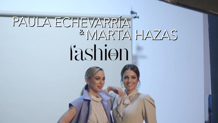 Paula Echevarría y Marta Hazas, duelo de actrices en FASHION enero