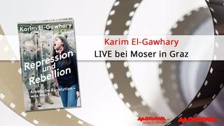 "Thumbnail von Karim El-Gawhary LIVE - ""Repression und Rebellion"""