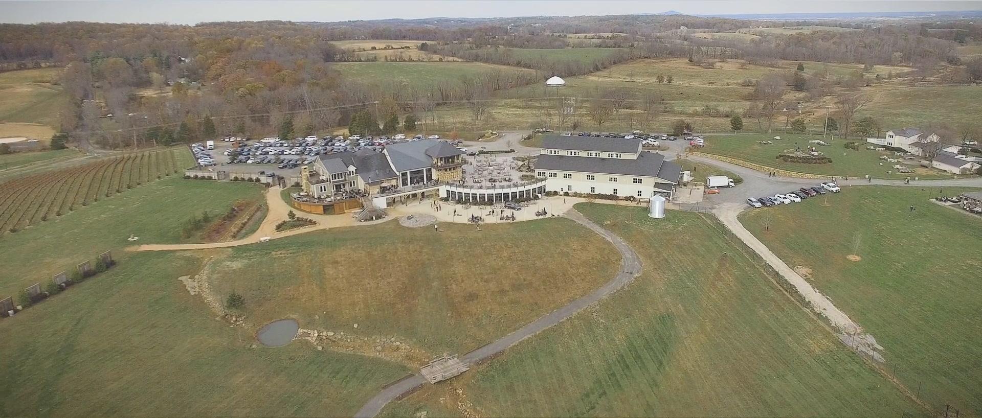 Kelly + Andy | Leesburg, Virginia | Stone Tower Winery