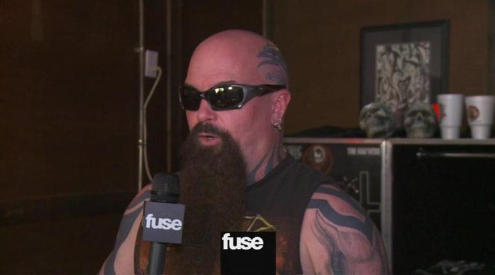 Slayer On Upcoming EP and Album