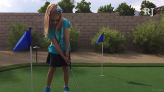6-year-old Las Vegas golfer invited to 2 international tournaments