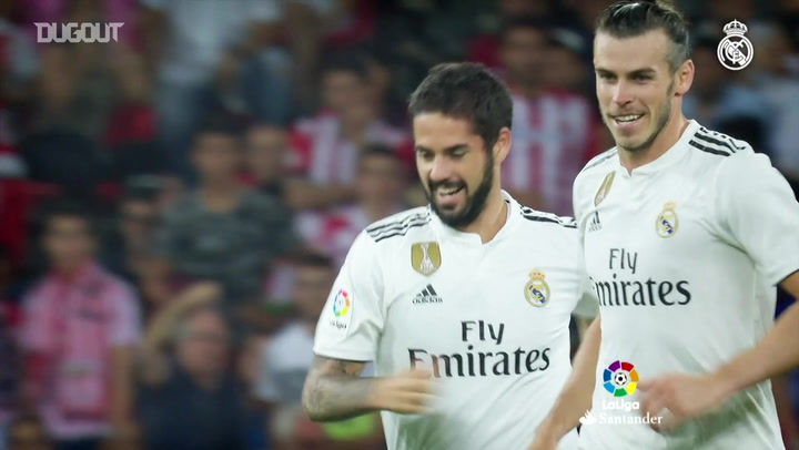 All Goals By Real Madrid In September 2018