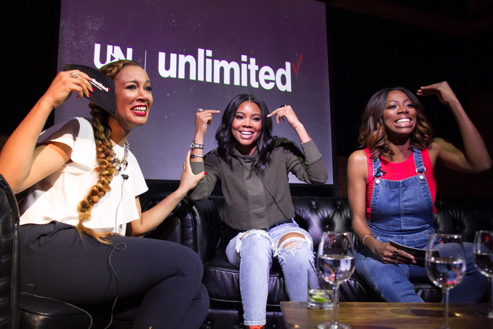 The Debut: Live at NBA All-Star Weekend with Gabrielle Union