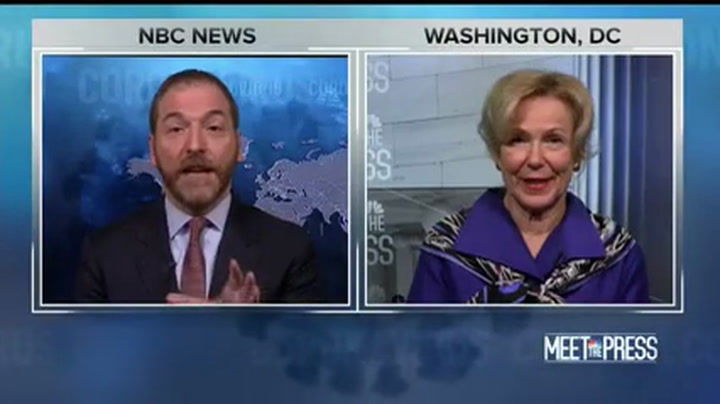 Dr. Birx: 'No State, No Metro Area Will Be Spared' from Coronavirus