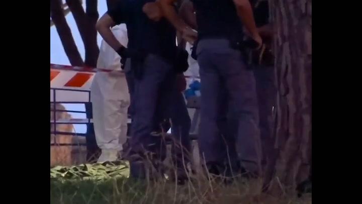 Asesinan en Roma a uno de los capos de los ultra dela Lazio