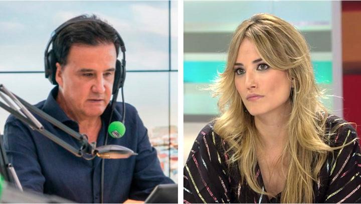 """De la Morena se la devuelve a Alba Carrillo y la llama """"señorita de compañía"""" y """"estúpida"""""""