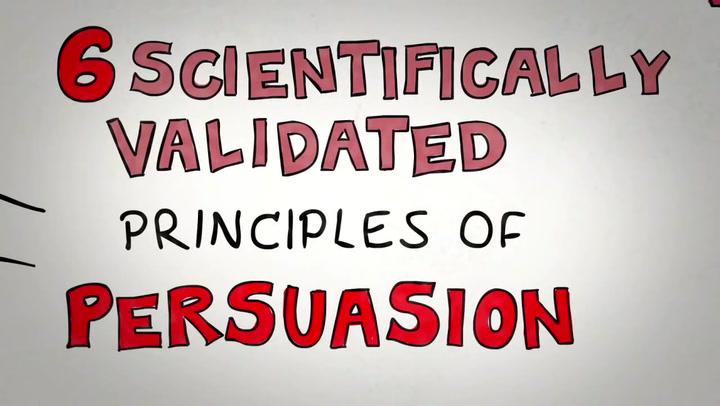De psychologie van het overtuigen