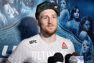 Brett Johns on nailing the second calf slicer submission in the UFC