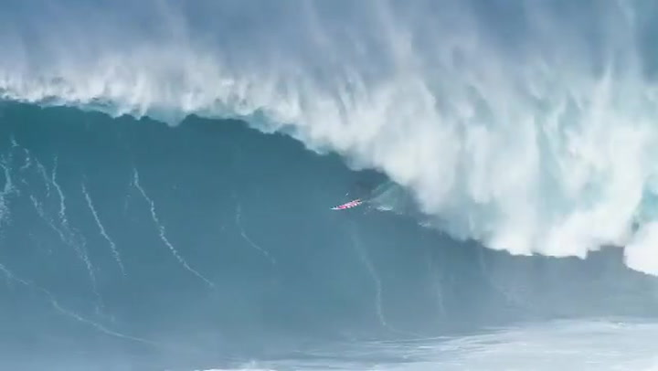There is nobody better at Jaws than Billy Kemper