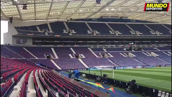 La final de la Champions 2021 se traslada de Wembley a Do Dragao