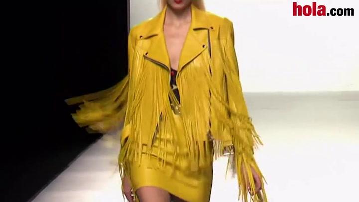 Fashion Week Madrid otoño-invierno 2014-2015: María Escoté