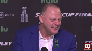 Gerard Gallant On Losing The Stanley Cup Final