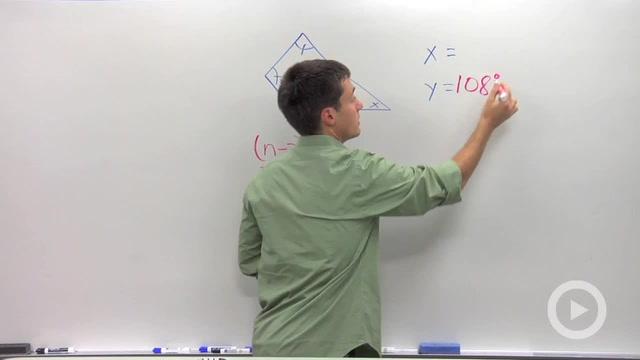 Equiangular Polygon Sums - Problem 3