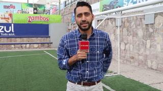 Manuel Galicia se prueba en la Calculadora Deportiva