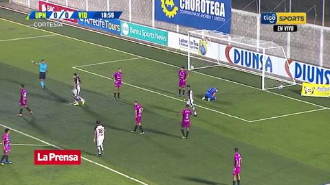 UPN 2 - 2 Vida (Liga Nacional)