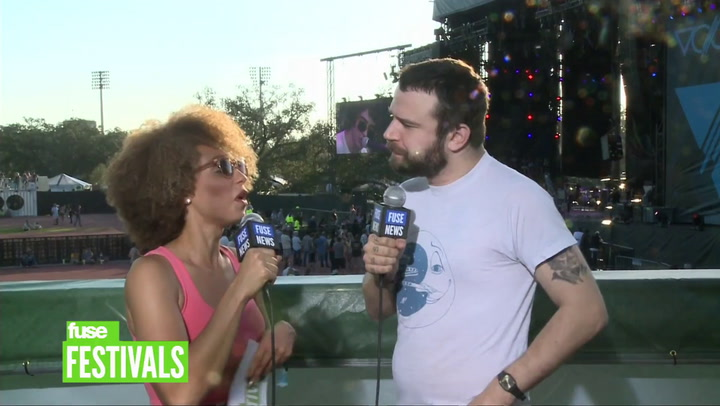 Festivals: Voodoo 2012: Say Anything Interview 2