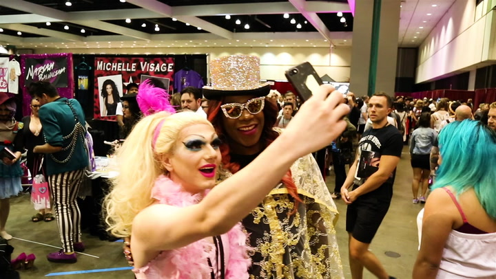 Big Freedia Shakes Up RuPaul's DragCon 2017