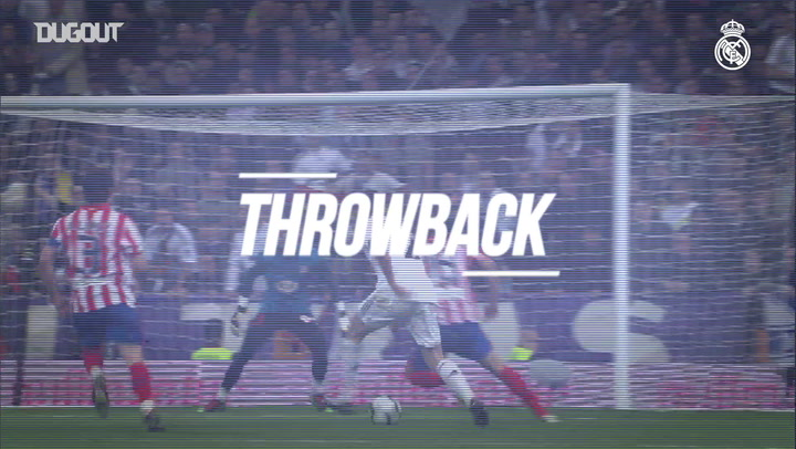 Throwback: Arbeloa Scores In The Madrid Derby