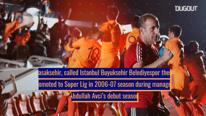 Istanbul Basaksehir's rise to the pinnacle of Turkish football