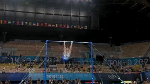 El japonés Daiki Hashimoto logra oro olímpico en concurso general de gimnasia