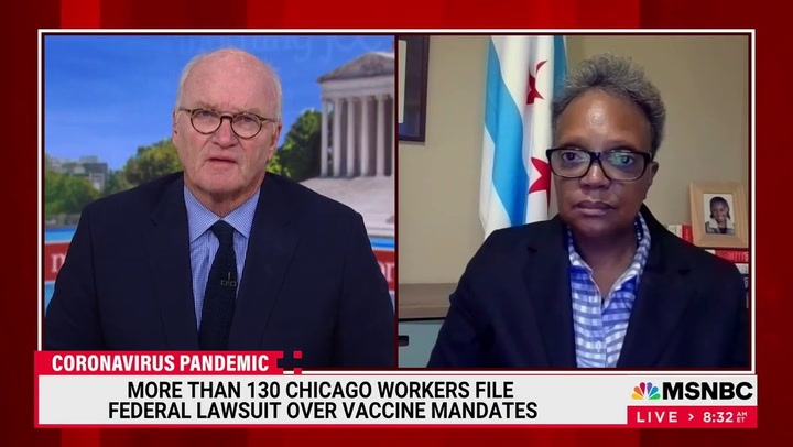 MSNBC's Barnicle Asks Chicago Mayor Why Alec Baldwin Shooting Covered More Than Chicago Violence