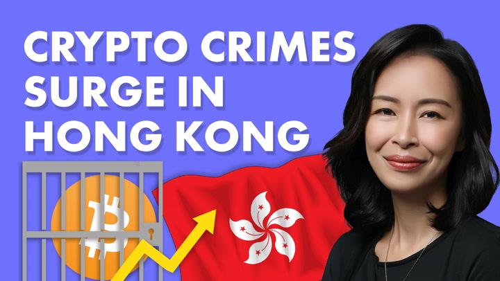 Hong Kong Crypto Crime Surges, Tencent Launches NFT Platform