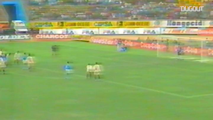 Relive a Classic Derby vs Universitario!