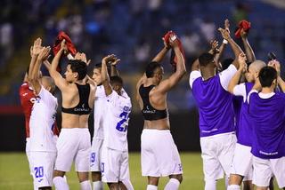 ¡Honduras golea en el Olímpico a Trinidad y Tobago en la Liga de Naciones Concacaf!