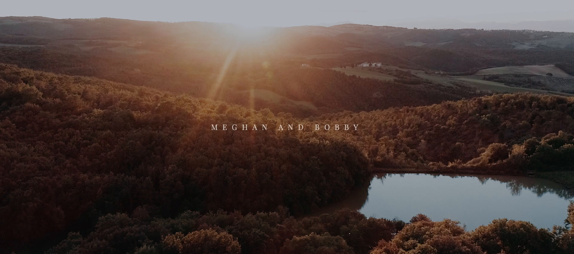 Meghan + Bobby | San Gimignano, Italy | Fattoria Larniano
