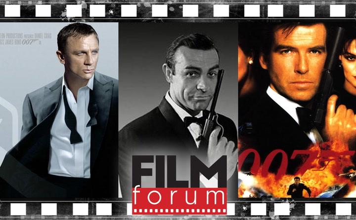 Film Forum - Bond, James Bond