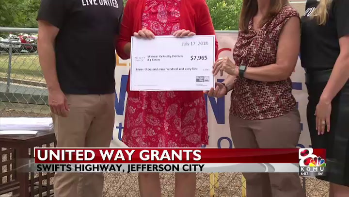 United Way of Central Missouri awards more than $115,000 in grants