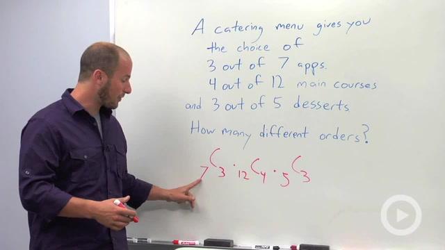 Combinations - Problem 2