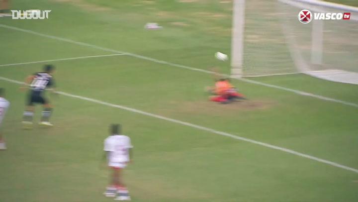 Vasco win friendly game against Porto Velho (RO)