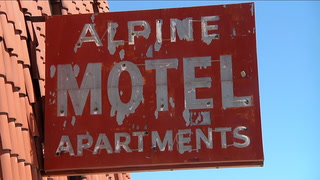 After six months, victims of Alpine Motel fire pick up belongings