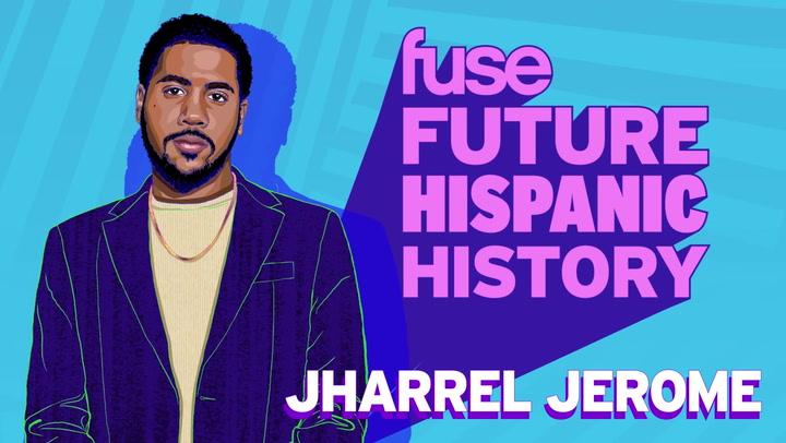 Future Hispanic History: Jharrel Jerome