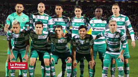 Deportes: Ocho futbolistas del Santos Laguna dan positivo por coronavirus