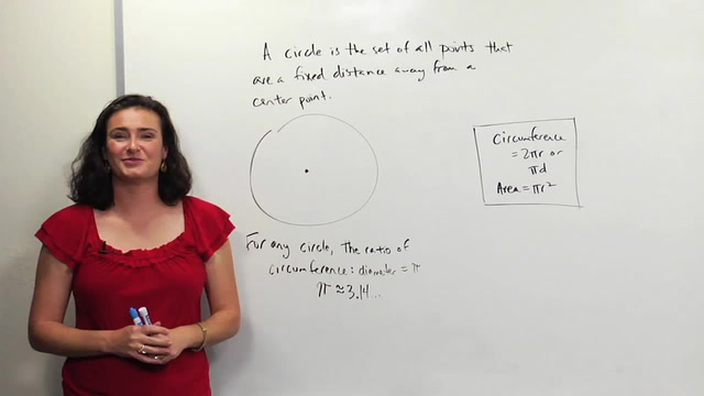 Area and Perimeter of Circles